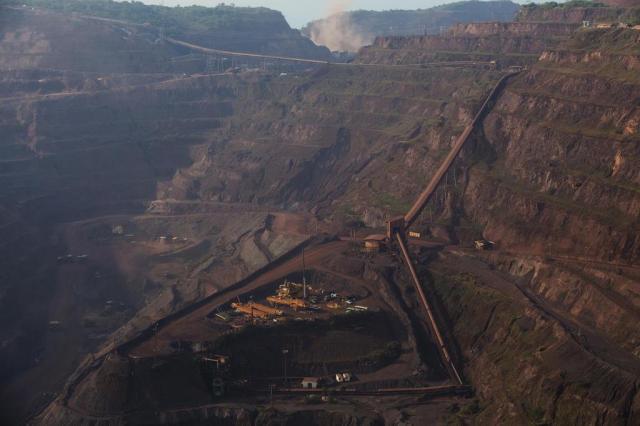 Exploração de minério pode acabar com sítios arqueológicos na Amazônia Lalo de Almeida/NYTNS