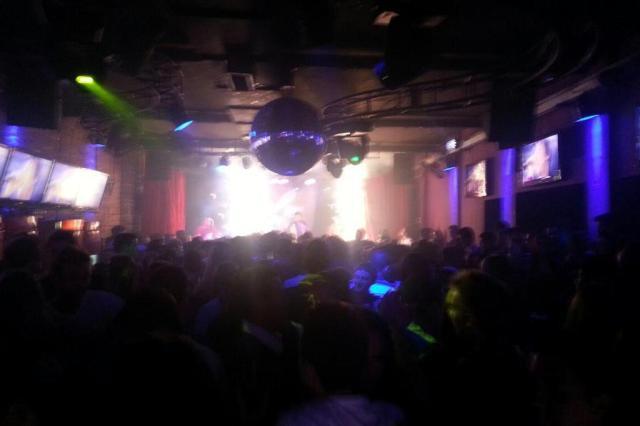 DJ Bolinha publica foto antes do incêndio na Kiss, em Santa Maria DJ Bolinha/Arquivo pessoal