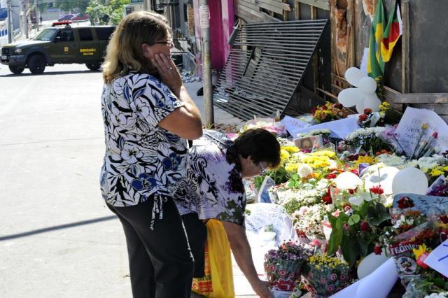 """""""Mais sorte do que juízo"""", diz oficial do Corpo de Bombeiros sobre incidência de tragédias como a de Santa Maria Adriana Franciosi/Agencia RBS"""
