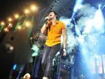 Esta é a terceira vez que Luan Santana participa do festival