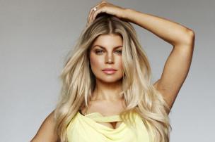Fergie, do The Black Eyed Peas, deve lançar novo álbum em 2015 Head&Shoulders/Divulgação
