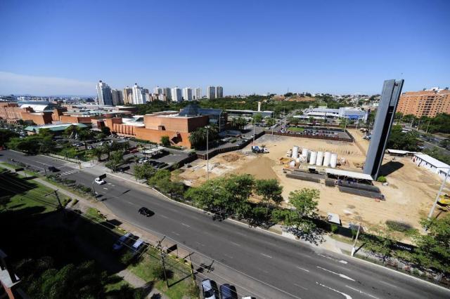 Impasse coloca em risco ampliação do shopping Iguatemi em Porto Alegre Ronaldo Bernardi/Agencia RBS