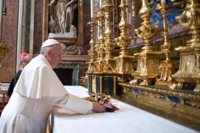 Mudanças propostas para Igreja Católica sinalizam o lado gestor do papa Francisco Osservatore Romano/AFP