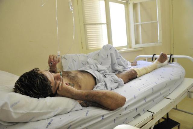 Justiça determina que jovem seja operado após mais de 80 dias de espera Lidiane Mallmann/Especial