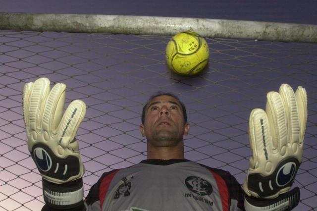 Aos 42 anos, goleiro Luciano é destaque na Série A-2 do Gauchão Lauro Alves/Agencia RBS
