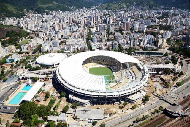 Inauguração do Maracanã terá partida entre Amigos de Ronaldo e Bebeto Marcelo Santos/Divulgação Governo do Rio