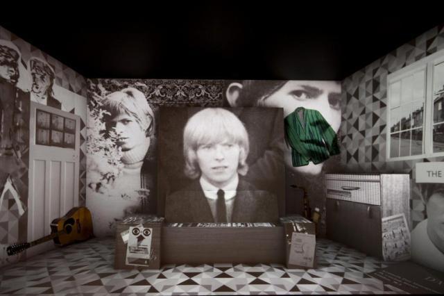 Exposição sobre Bowie é inaugurada no MIS, em São Paulo Andrew Testa/NYTNS