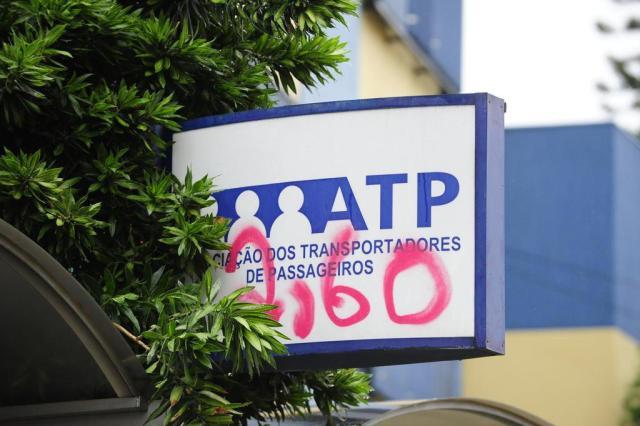 ATP estima prejuízo de R$ 70 mil em danos provocados por vandalismo durante manifestação Ronaldo Bernardi/Agencia RBS