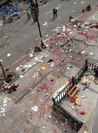 Julgamento por atentados na Maratona de Boston começa nesta segunda-feira reprodução Twitter/Twitter