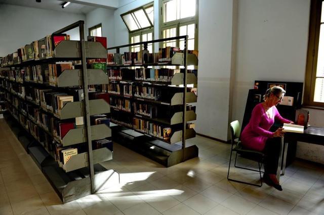 Em tempos de internet e livro digital, bibliotecas ainda pulsam em Porto Alegre Mauro Vieira/Agencia RBS