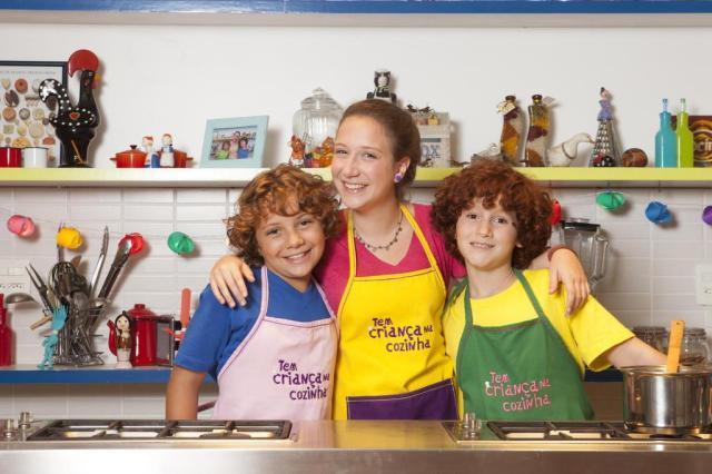 'Tem Criança na Cozinha' ensina a preparar receitas Juliana Coutinho/Divulgação
