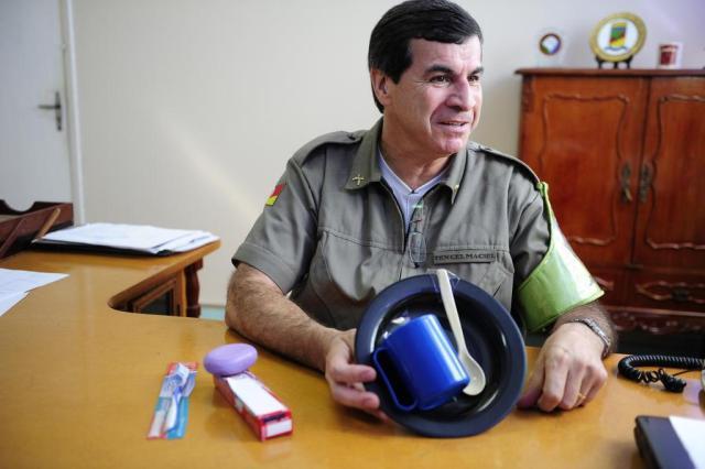 Após ultimato, Presídio Central de Porto Alegre apresenta melhorias Ronaldo Bernardi/Agencia RBS
