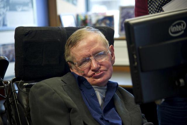 Buracos negros não existem, diz Stephen Hawking Divulgação/AFP