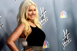 Show de Christina Aguilera é cancelado na Malásia Divulgação /