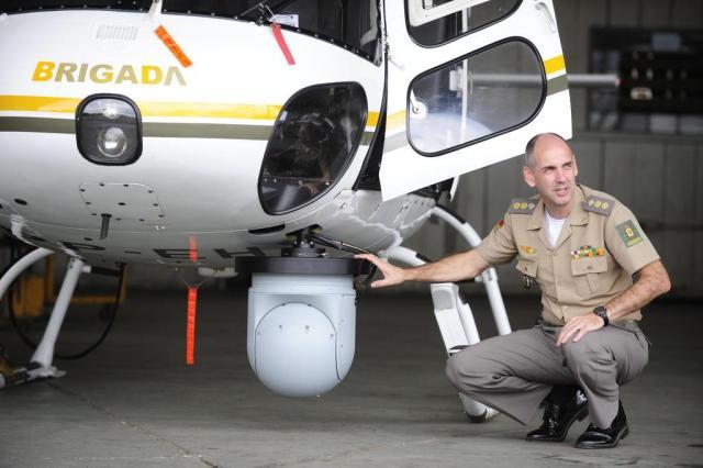 Helicóptero policial do Estado terá imagens em alta resolução e dispositivo infravermelho Ronaldo Bernardi/Agencia RBS