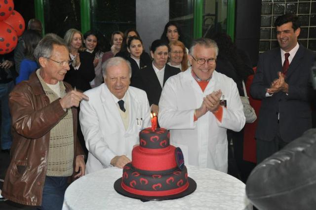 Paciente comemora 24 anos de sobrevida após transplante de coração Divulgação/Instituto de Cardiologia