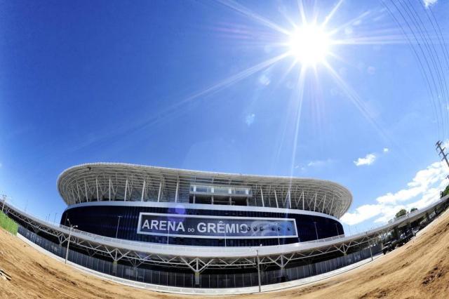 Ingressos para Brasil x França, na Arena, começarão a ser vendidos na próxima semana Omar Freitas/Agencia RBS