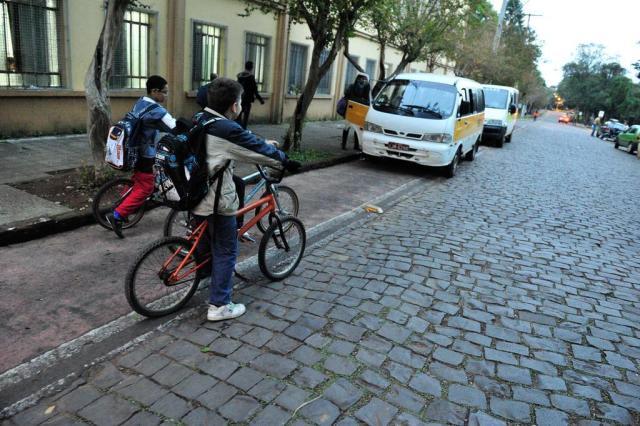 Vereador sugere usar ciclovias como estacionamento em Lajeado Lidiane Mallmann/Especial