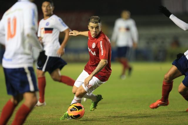 A noite em que D'Alessandro chegou a Porto Alegre para atuar no Inter Diego Vara/ Agência RBS/