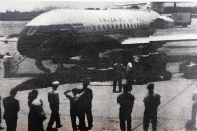 Nos bastidores do sequestro do voo 114, o mais longo realizado no regime militar Reprodução/O Cruzeiro,13/01/1970