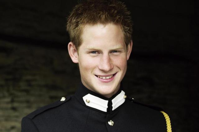Príncipe Harry confirma que virá ao Brasil em junho Ver Descrição/Ver Descrição
