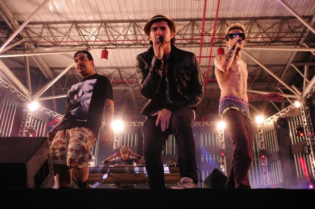 Rap da Pollo abre o Atlântida Festival Ricardo Duarte/