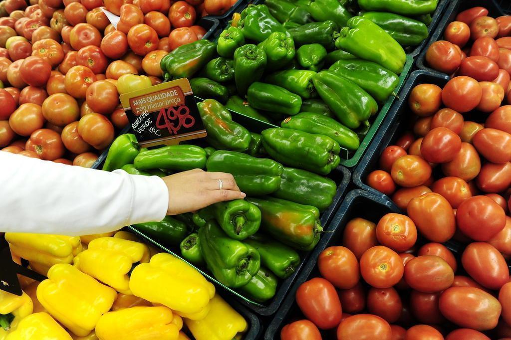 Supermercados gaúchos aceitam rastrear frutas, verduras e legumes Ricardo Duarte/Agencia RBS