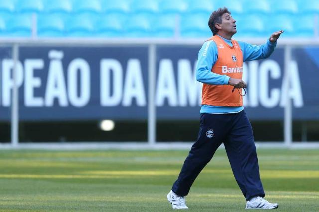AO VIVO: acompanhe a chegada e a apresentação de Renato ao Grêmio Diego Vara/Agência RBS/