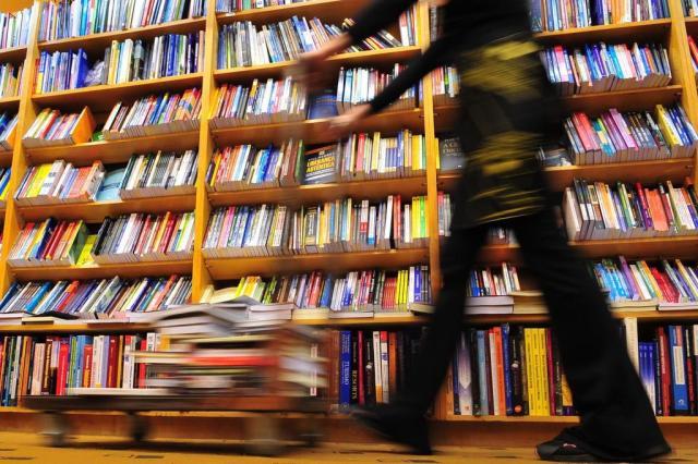 Tiragens iniciais gigantescas de livros indicam tendências de mercado e estratégia de vendas Fernando Gomes/Agencia RBS