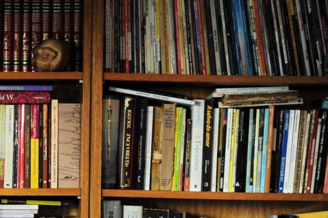 Programa investe na divulgação da literatura brasileira no Exterior Fernando Gomes/Agencia RBS