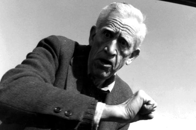 """J. D. Salinger, de """"O Apanhador no Campo de Centeio"""", teria deixado livros inéditos reprodução/Reprodução"""