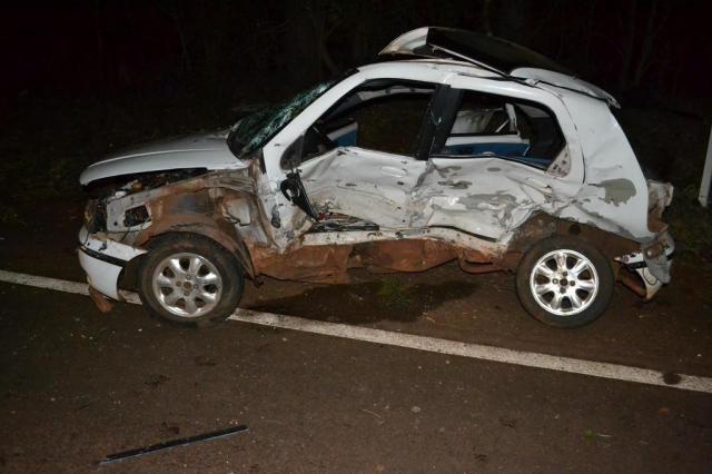 Dois integrantes da banda Nova Geração morreram em acidente em Santa Rosa RS Cidades/Divulgação