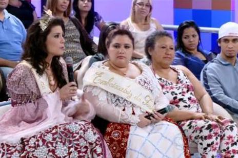 Conheça outras candidatas que desafiaram os padrões de concursos de beleza (Reprodução/ TV Globo/)
