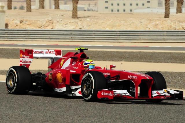 De saída da Ferrari, Felipe Massa desperta interesse da Lotus para 2014 Tom Gandolfini/AFP