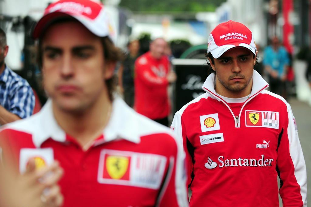 Massa diz que irá apoiar Alonso em participação nas 500 Milhas