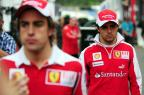 Massa diz que irá apoiar Alonso em participação nas 500 Milhas Fred Four/AFP