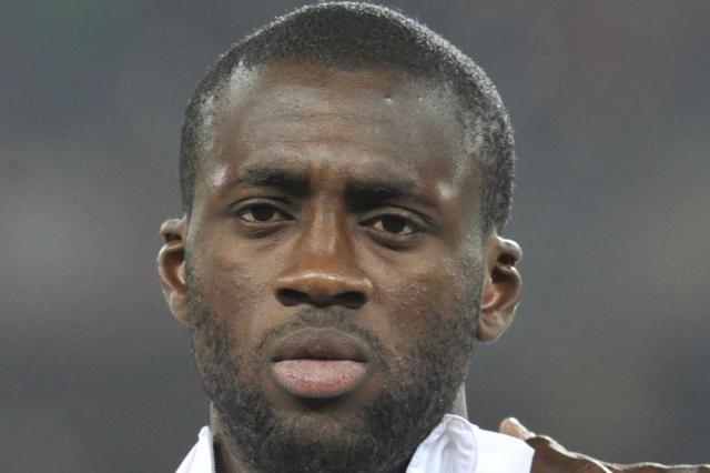 Yaya Touré anuncia aposentadoria da seleção da Costa do Marfim ISSOUF SANOGO/AFP