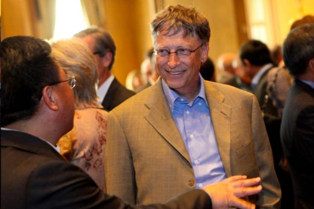Bill Gates volta a liderar lista dos mais ricos do mundo da Forbes Divulgação, Microsoft/