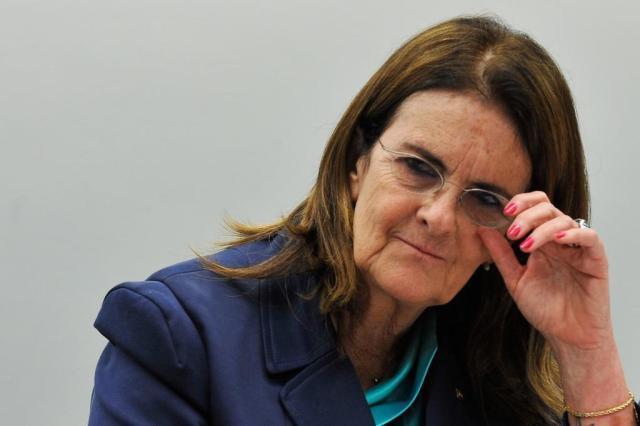 Graça Foster irá ao Senado no dia 8 de abril para falar sobre compra de refinaria Antonio Cruz,ABR/Agência Brasil