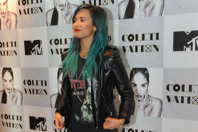 Demi Lovato anuncia cinco shows no Brasil, incluindo Porto Alegre AgNews/AgNews