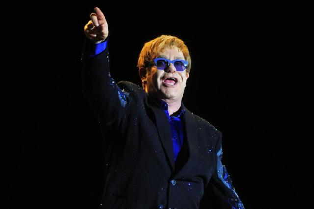 Elton John anuncia casamento com seu companheiro Andréa Graiz/Agencia RBS