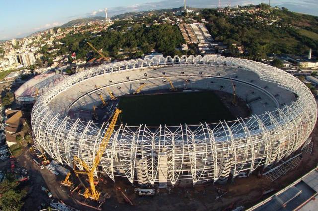 Segunda rodada de ingressos para reinauguração do Beira-Rio se encerra em duas semanas Bruno Alencastro/Agencia RBS