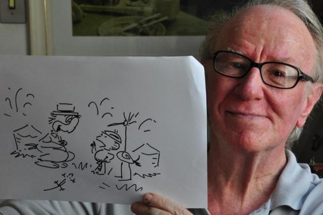 Aos 77 anos, morre Renato Canini, ilustrador que abrasileirou o Zé Carioca Nauro Júnior/Agencia RBS