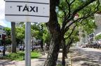 Novos táxis, nova tarifa em Santa Maria Fernando Ramos/Agencia RBS