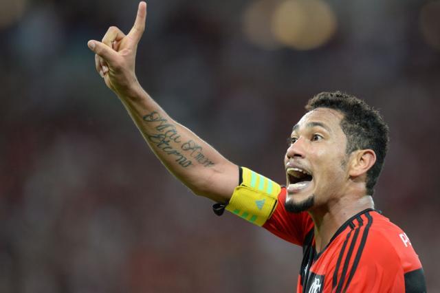 Hernane recusa proposta chinesa e decide ficar no Flamengo AFP/