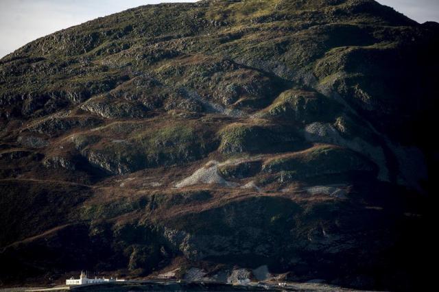 Ilha de mais de mil anos está à venda na Escócia Andrew Testa/NYTNS