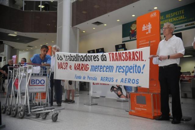 Julgamento de ação que pode beneficiar ex-funcionários da Varig fica para fevereiro Tânia Rêgo,ABR/Agência Brasil