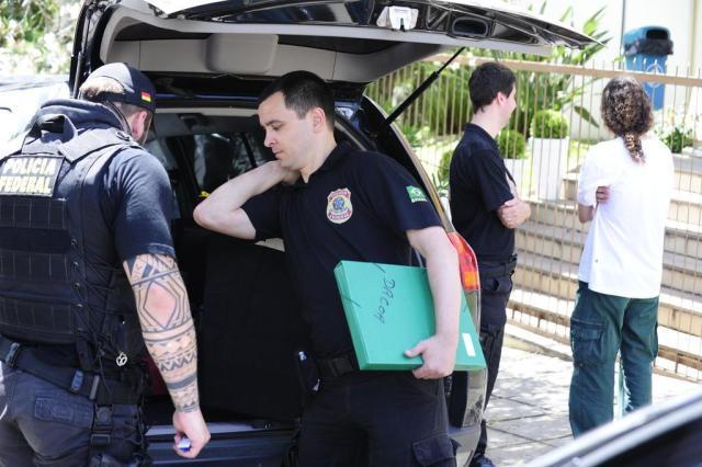 Saiba quem são os presos na operação da PF em Triunfo Ronaldo Bernardi/Agencia RBS