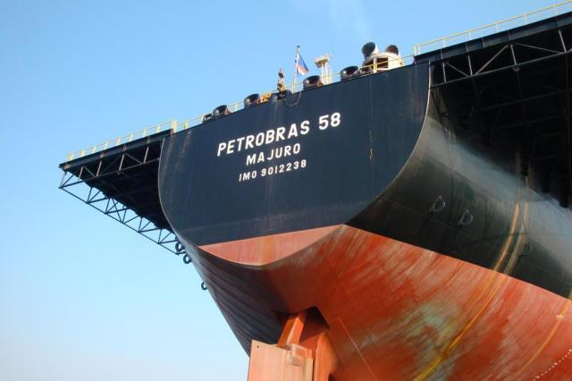 Pouco mais de três meses após deixar Rio Grande, P-58 entra em operação no litoral do Espírito Santo Roberto Witter/Agencia RBS