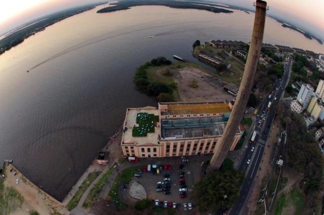 Votação do projeto do Parque do Gasômetro é adiada Bruno Alencastro/Agencia RBS